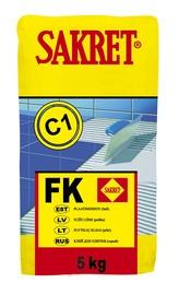 Plytelių klijai Sakret FK C1, 25 kg