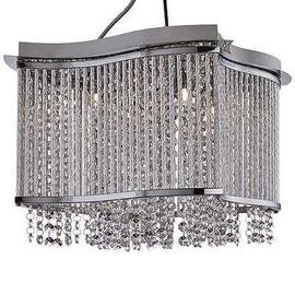 Lubinis šviestuvas Searchlight Elise 8324-4CC, 4x7W, G9