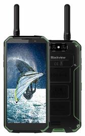 Mobilusis telefonas Blackview BV9500 Pro Green, 128 GB