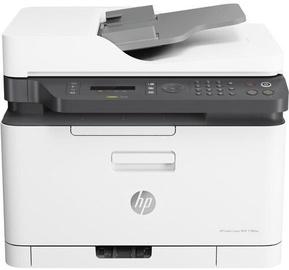Lāzerprinteris HP MFP 179fnw, krāsains