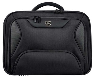 Port Designs Business Clamshell Computer Bag for 17.3'' Black