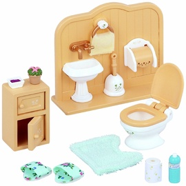 Žaislinė figūrėlė Epoch Sylvanian Families Toilet Set 3563