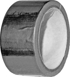 Blue Dolphin Multi-Purpose Cloth Tape Utility Grade 48mm x 10m Silver