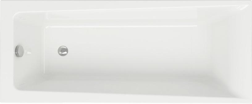 Akrilinė vonia Lorena 150x70 su kojomis