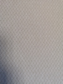 Veltņu aizkari Domoletti Ribbed, pelēka, 1600 mm x 1700 mm