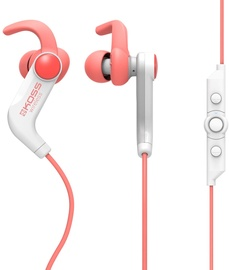 Ausinės Koss BT190i In-Ear Earphones Coral