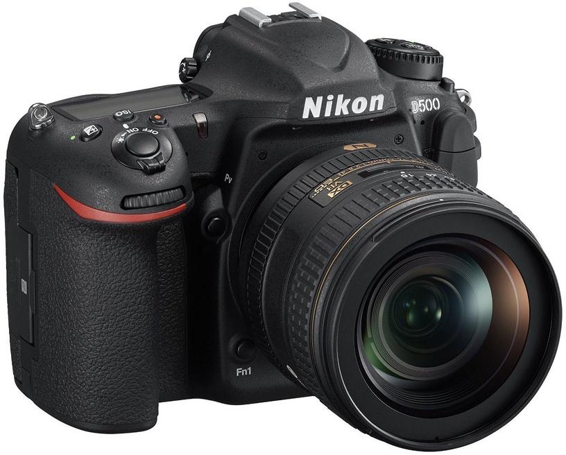Nikon D500 Kit+AF-S DX16-80mm f/2.8-4E ED VR
