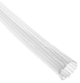 Techflex F6 Sleeve 19.1mm Transparent/White 1m