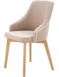 Söögitoa tool Halmar, liivakarva pruun (kahjustatud pakend)
