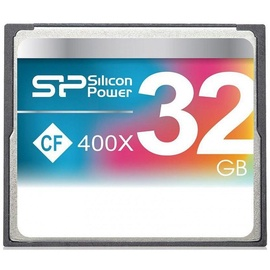 Silcone Power 200X Compact Flash UDMA 32GB