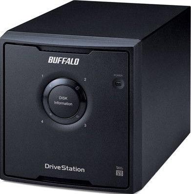 "Buffalo 3.5"" DriveStation Quad 24TB"