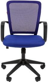 Chairman 698 Office Chair TW-05 Blue/Black
