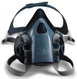 Защита для лица 3M Silicone Half Mask L 7503
