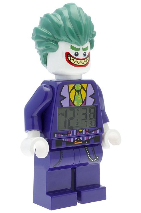 ClicTime LEGO Minifigure Alarm Clock The Joker