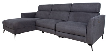 Kampinė sofa Home4you Mildred, 167 x 271 x 100 cm