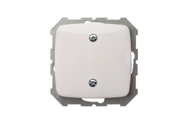 Заглушка Liregus Alfa Plug Socket Cover D-001 White