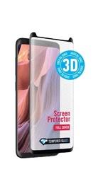 Glass screen protector Galaxy A41 black