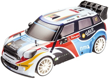 Brimarex Car Mini Countryman WRC 1:24 White