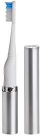 Violife Slim Sonic Classic Electric Toothbrush Silver