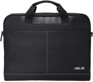 Сумка для ноутбука Asus, черный, 16″