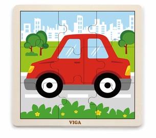 Puzle VIGA Car, 9 gab.