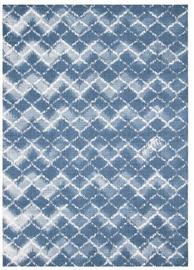 Ковер FanniK Kimmel Blue, многоцветный, 140 см x 200 см