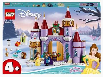 Конструктор LEGO Disney Зимний праздник в замке Белль 43180, 238 шт.