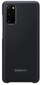 Samsung LED Back Case For Samsung Galaxy S20 Black