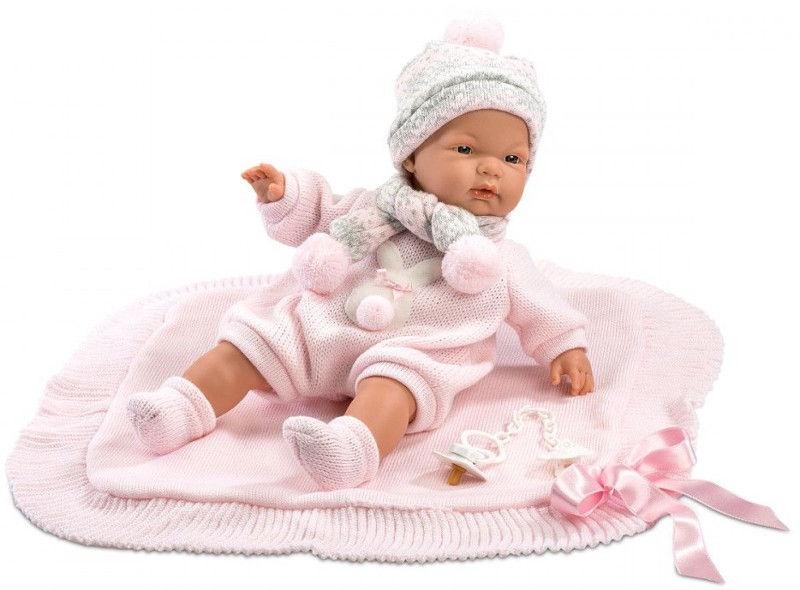 Llorens Doll Joelle Crying 38cm 38938