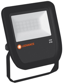 Ledvance LED Floodlight 10W 3000K IP65 Black