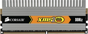 Corsair XMS2 DHX 4GB 800MHz CL5 DDR2 TWIN2X4096-6400C5DHX