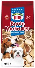Perfecto Dog Bunte Markrollen 400g