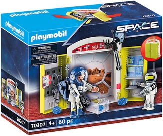 Playmobil Space Mars Mission Play Box 70307