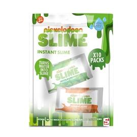 Žaislas Nickelodeon Slime milteliai SLM-3281, 10 pak.