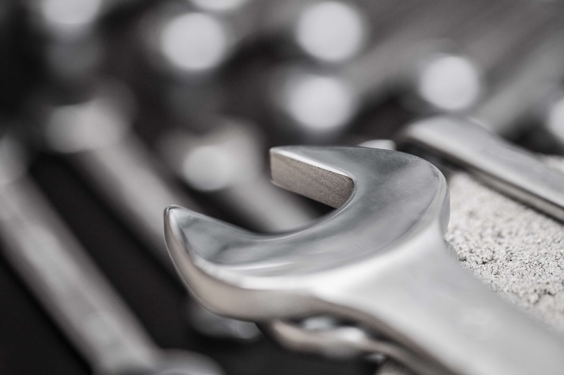 Uzgriežņu atslēga komb. Forte Tools DIN3113, 411-1016, 16 mm