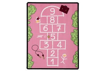 Ковер 4Living Hyppy, розовый/многоцветный, 150 см x 100 см