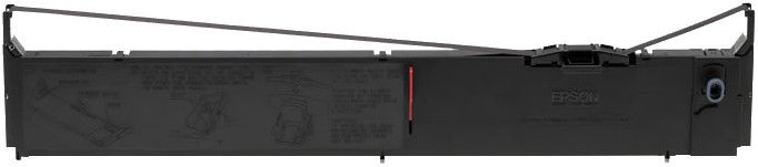 Epson SIDM Black Ribbon Cartridge C13S015384