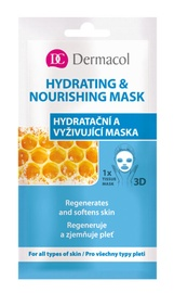 Dermacol 3D Hydrating & Nourishing Mask 15ml