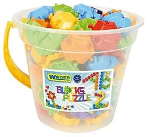 Wader Blocks Puzzle In Round Bucket 88pcs 41610