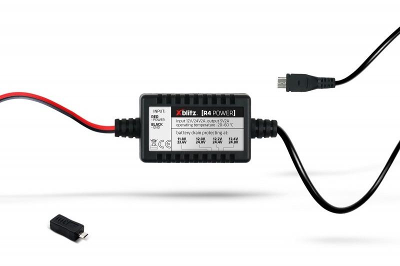 Адаптер Xblitz R4 Power