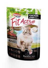 Kaķu barība Fit Active Hairball 309002, 300g