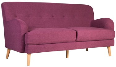 Home4you Sofa Teele-3 Purple 16744