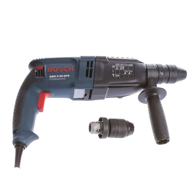 Perforators Bosch GBH 2-26DFR, 800W