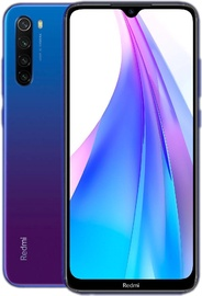 Mobilusis telefonas Xiaomi Redmi Note 8T 2019 Blue, 128 GB