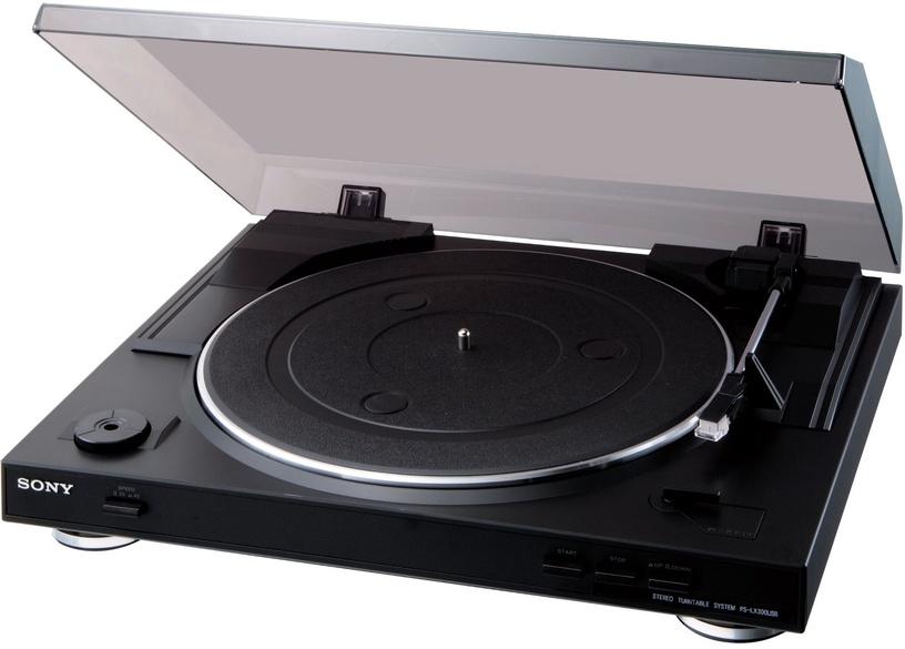 Plaadimängija Sony PS-LX300USB, 3.3 kg