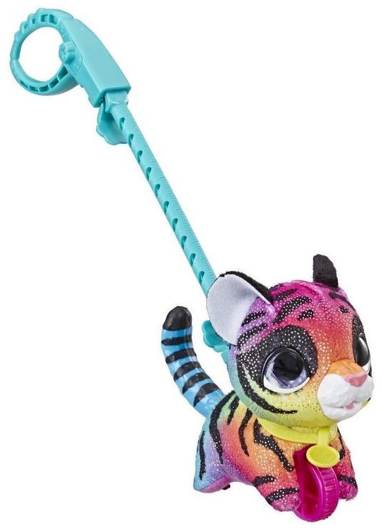 Hasbro FurReal Walkalots Lil Wags Tiger