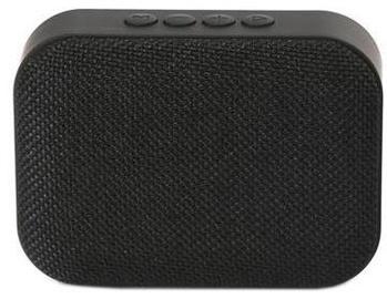 Belaidė kolonėlė Omega Bluetooth Wireless Speaker With FM Radio Black