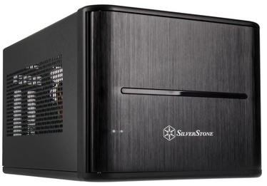 SilverStone SST-CS280 Tower Black