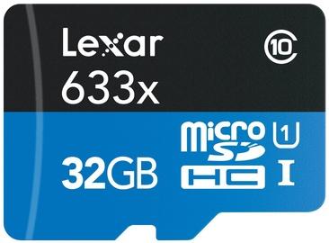 Mälukaart Lexar, 32 GB