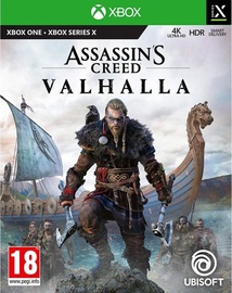 Assassin's Creed Valhalla Standard Edition Xbox Series X
